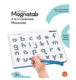 kid o Lower Case a to z Magnatab