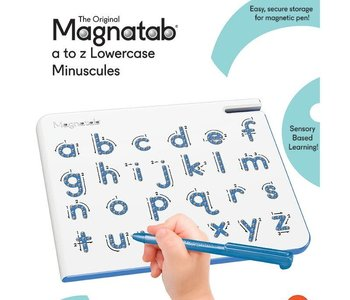 Lower Case a to z Magnatab