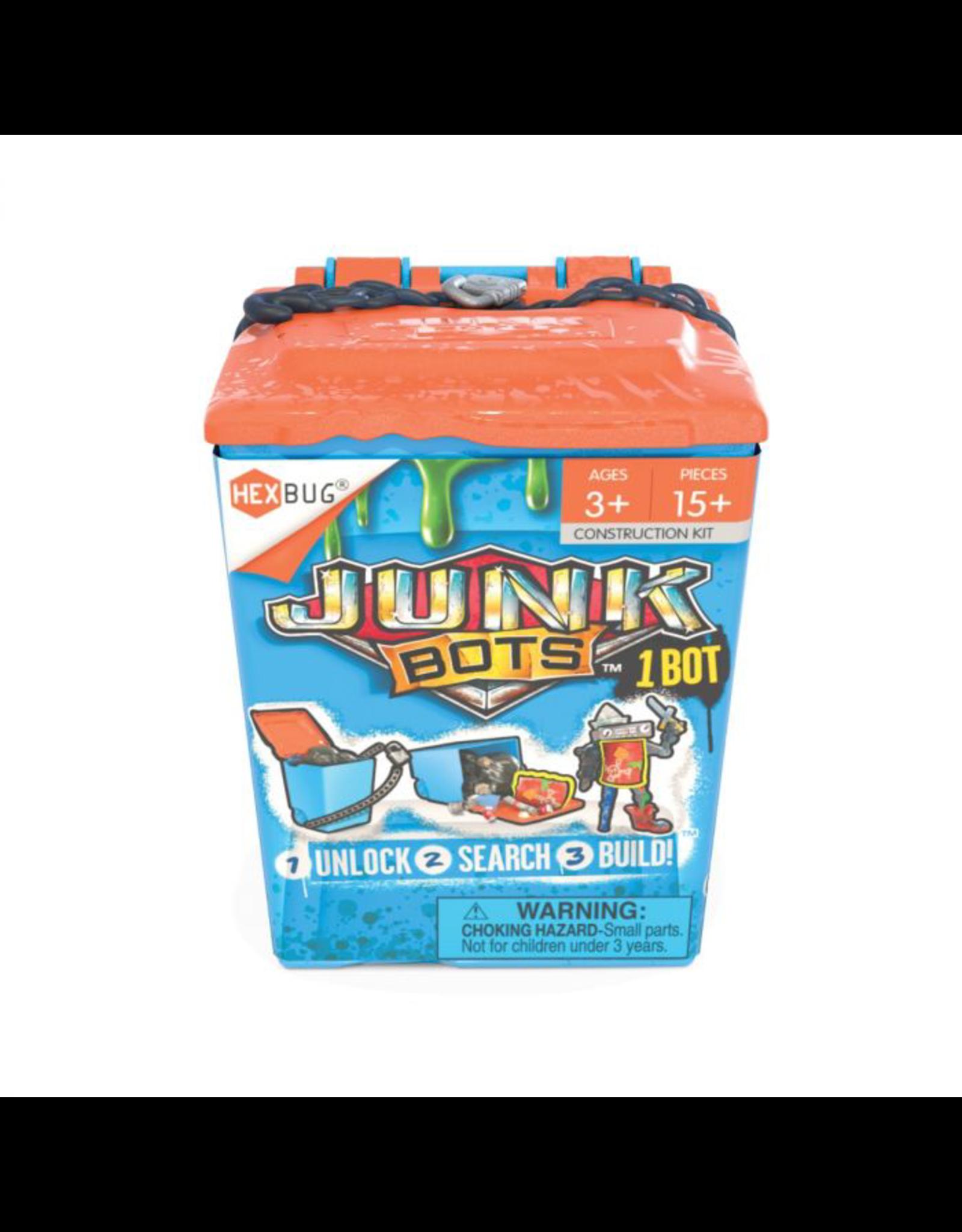 Hexbug HEXBUGS Junkbots Trash Bin