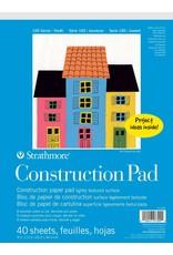 Strathmore Strathmore 100 Series Construction Pad 40sh