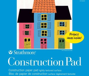 Strathmore 100 Series Construction Pad 40sh