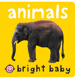Priddy Books Bright Baby Animals
