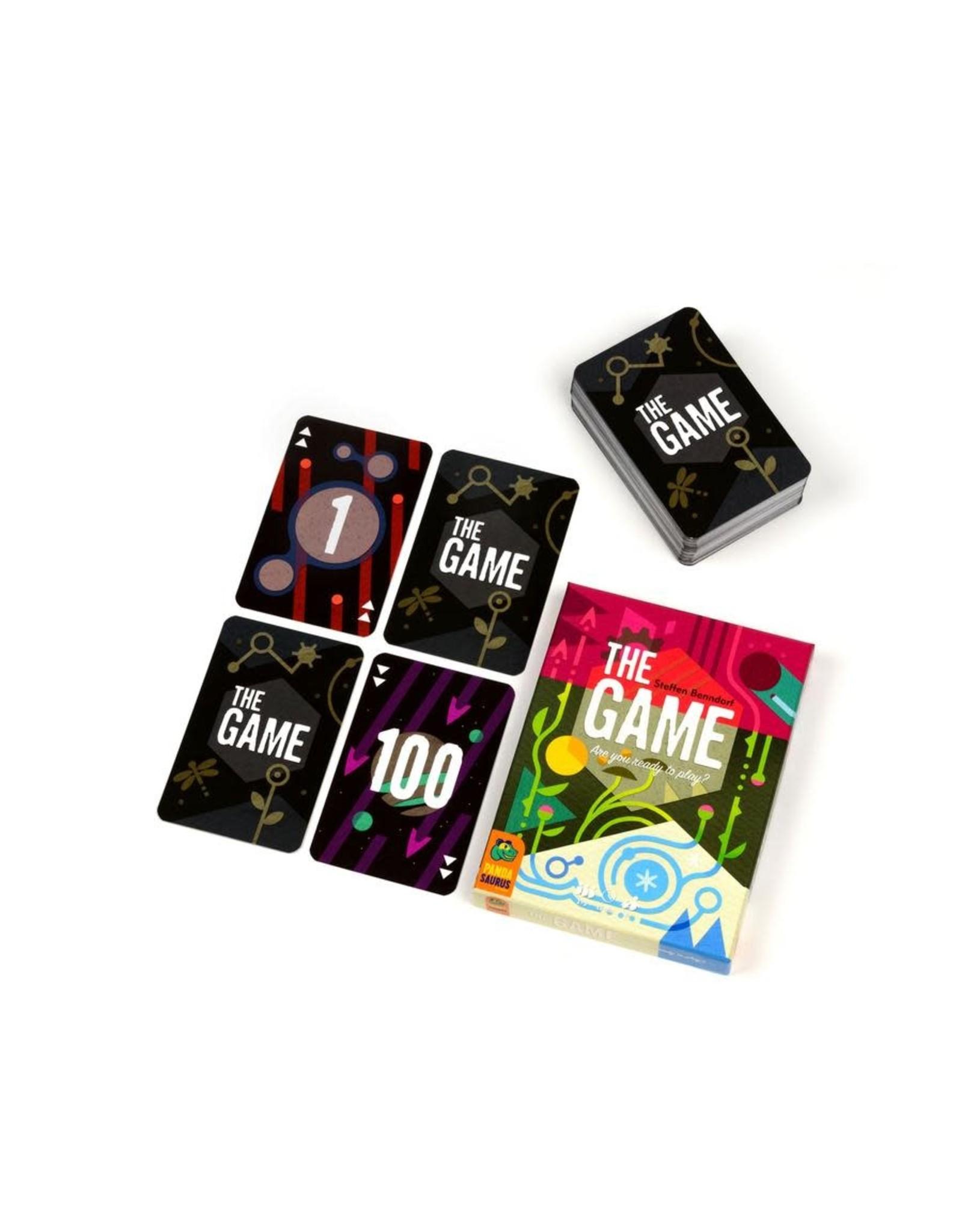 Pandasaurus The Game Game