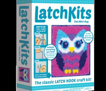 Latch Kit Owl