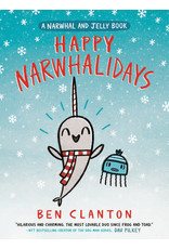 Tundra Happy Narwhalidays (a Narwhal and Jelly Book #5)