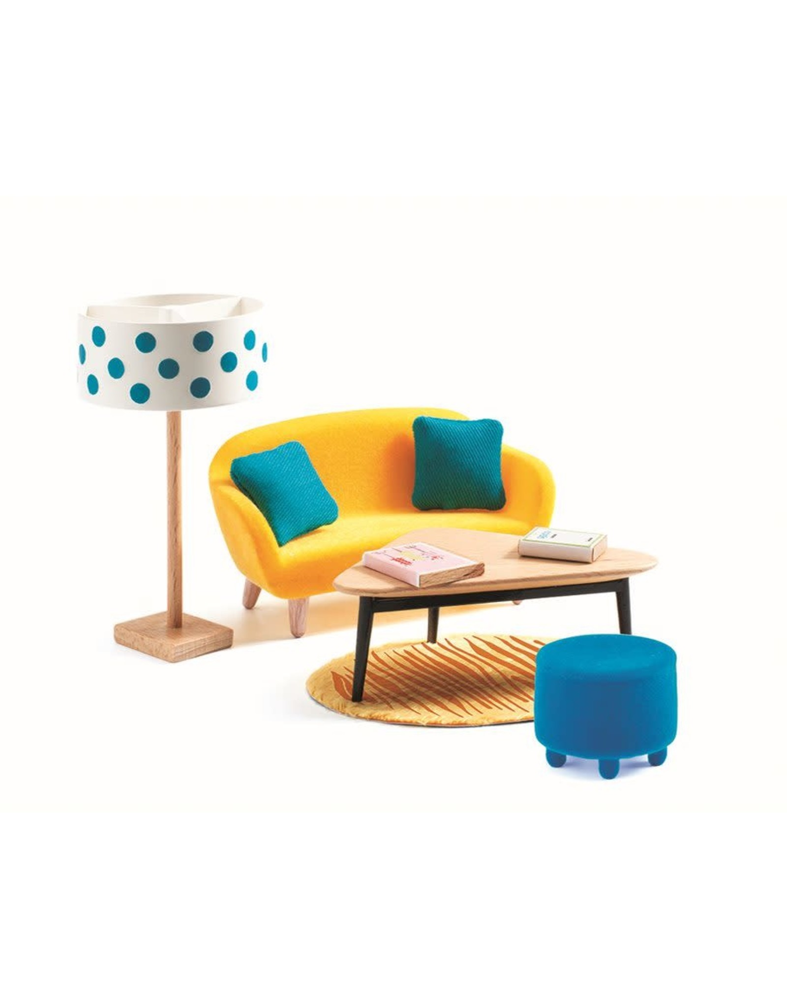 Djeco Djeco The Orange Living Room
