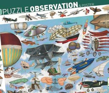 Aero Club 200pc Observation Puzzle