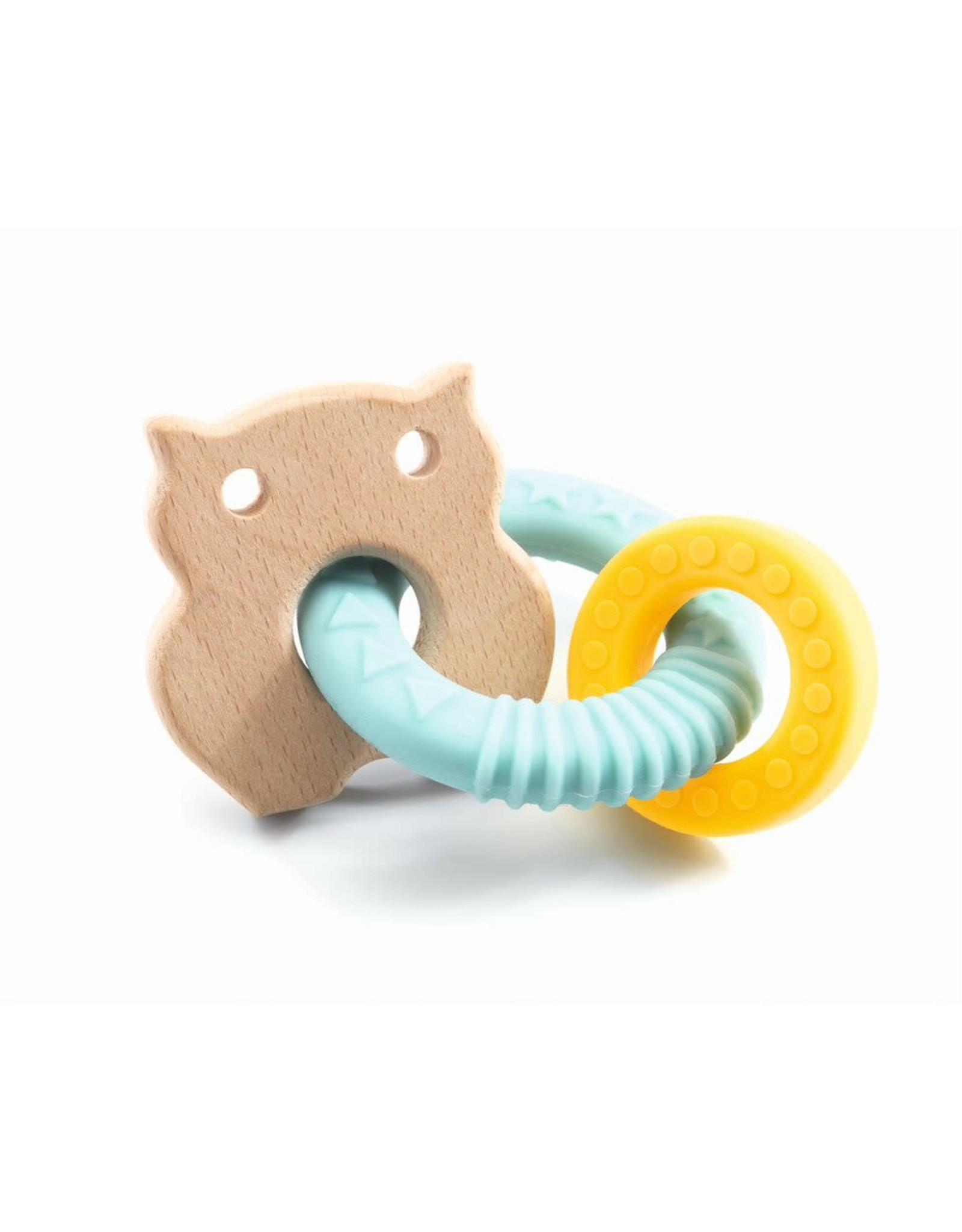 Djeco BabyBobi Teething Toy