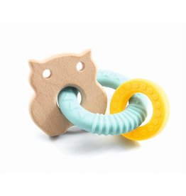Djeco BabyBobi Teething Toy
