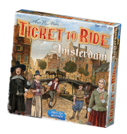 Days of Wonder Ticket To Ride Amsterdam