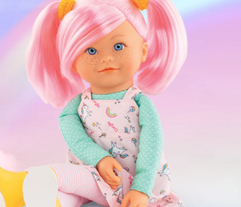 Rainbow Doll Praline