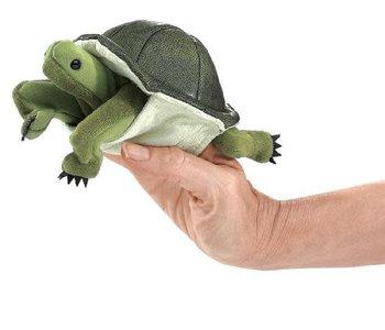Mini Turtle Finger Puppet