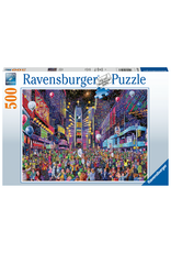 Ravensburger New Years in Times Square 500pc Puzzle