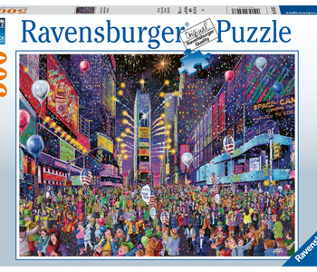 New Years in Times Square 500pc Puzzle