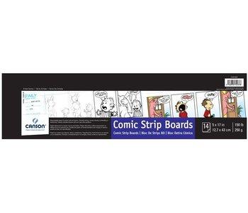 "Comic Strip Board 5 x 17"""