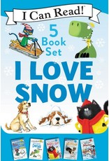 Harper Collins I Love Snow I Can Read Boxed Set