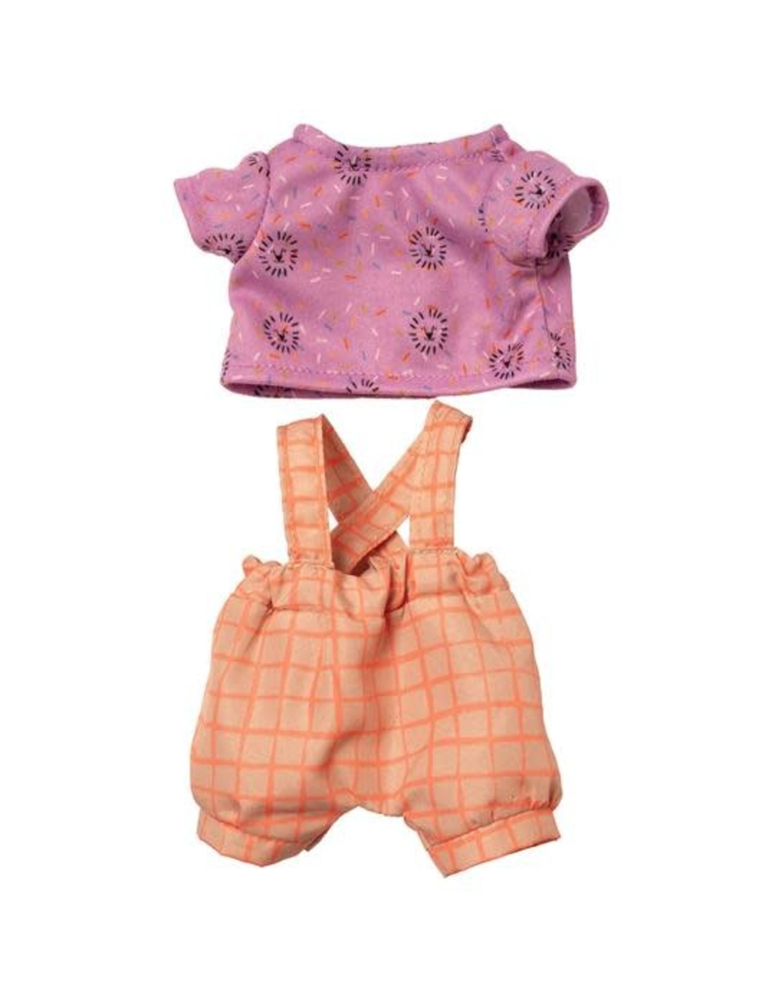 Manhattan Toy Take Me to the Zoo Outfit Wee Baby Stella