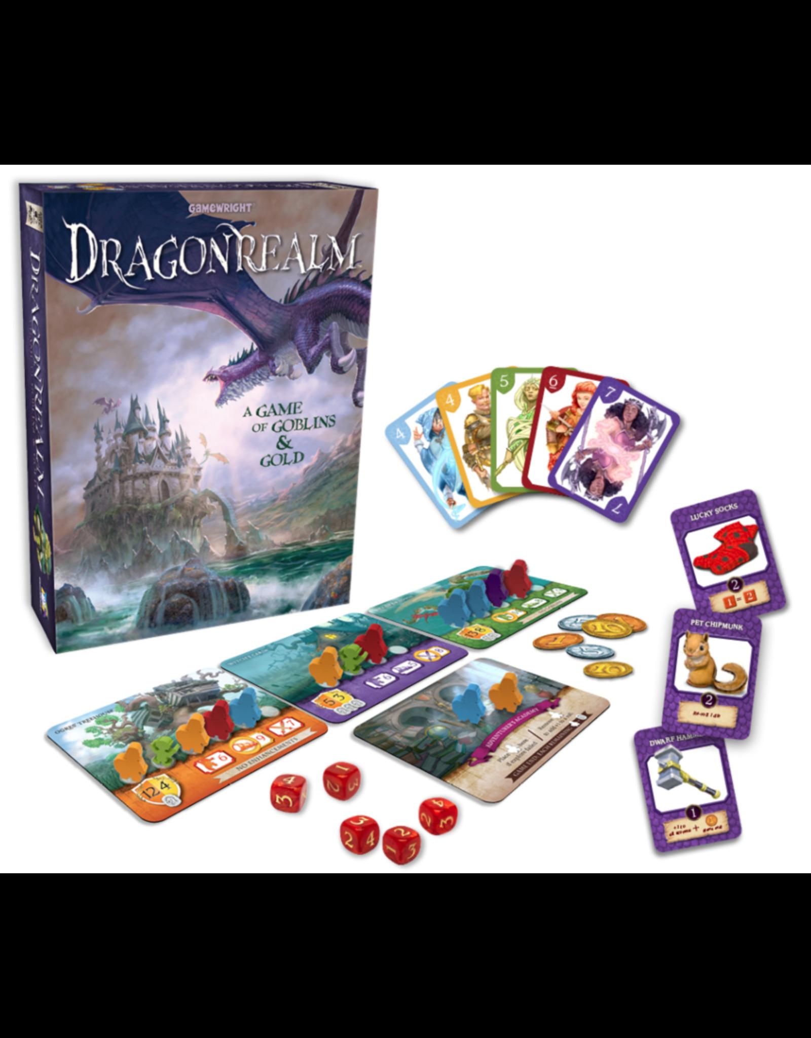 Gamewright Dragonrealm Game