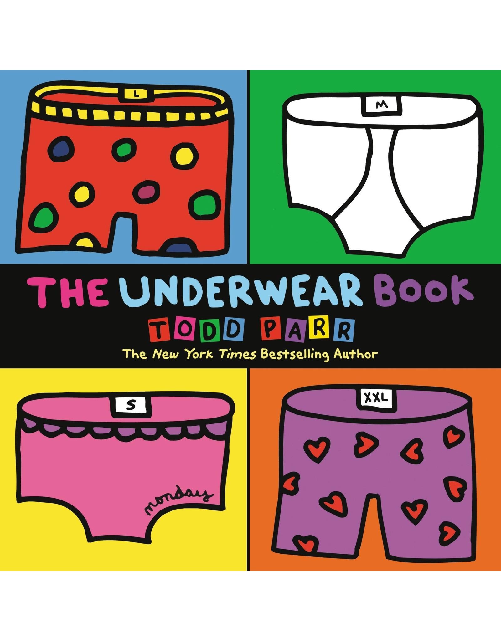 Little Brown & Co. The Underwear Book