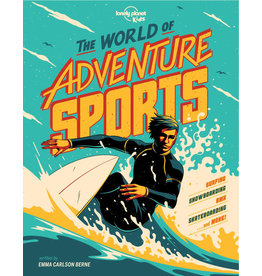 Lonely Planet The World of Adventure Sports