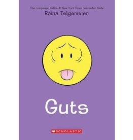 Scholastic Guts by Raina Telgemeier