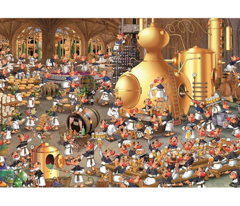 Brewery 1000pc Puzzle