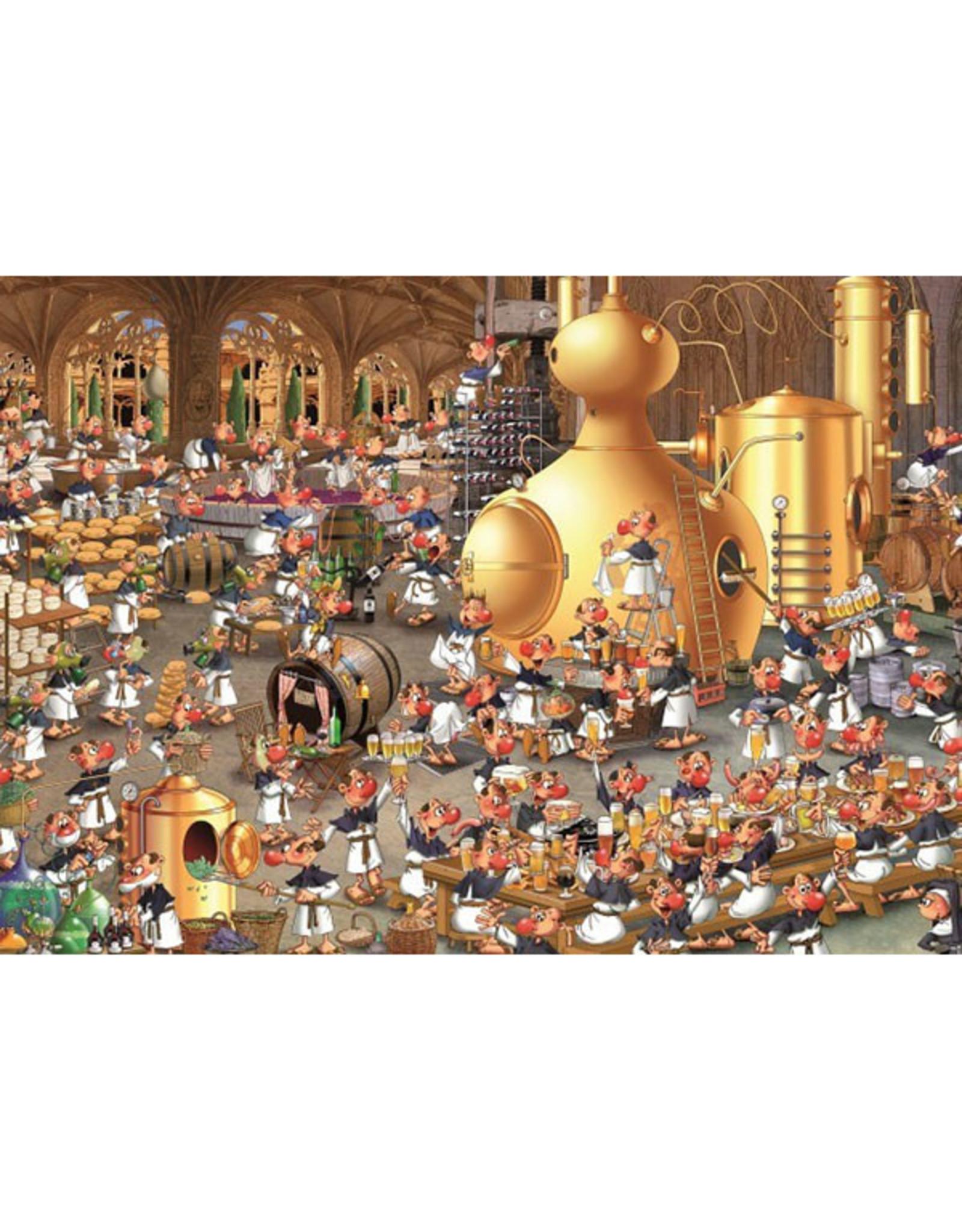 Piatnik Brewery 1000pc Puzzle