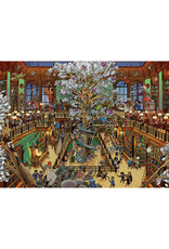Heye Library 1500pc Puzzle