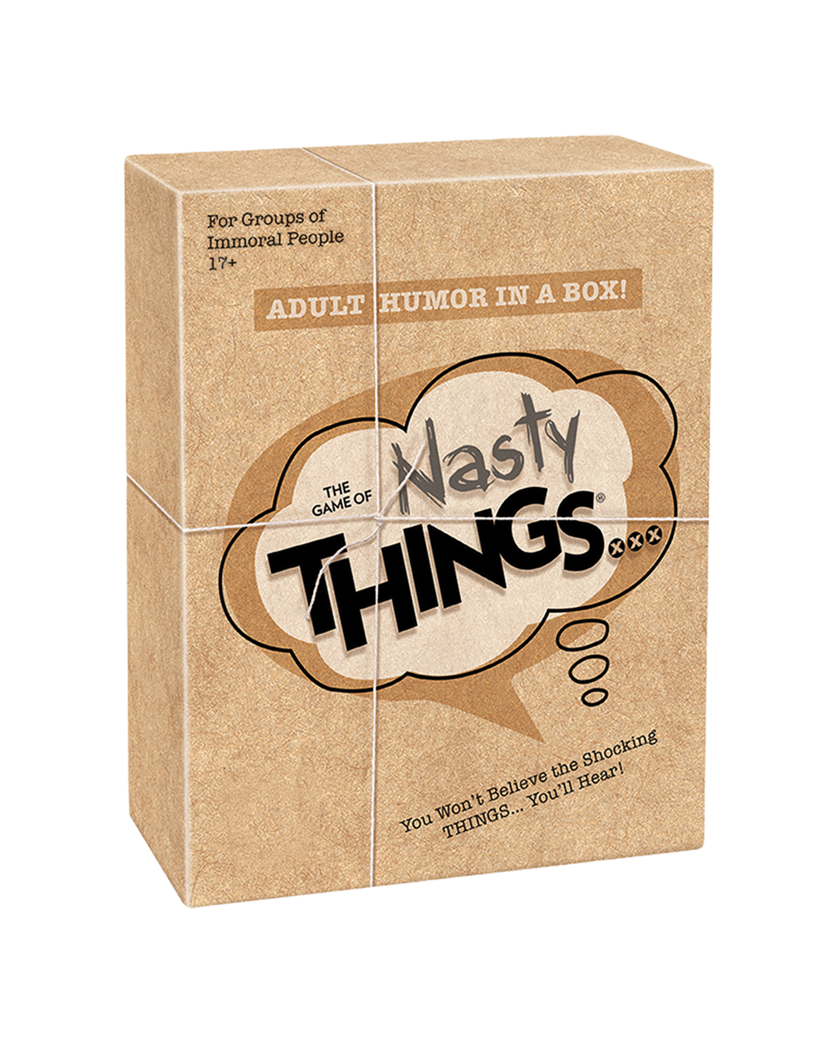 Play Monster The Game of Nasty Things