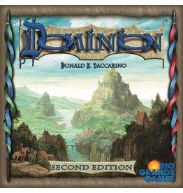 Rio Grande Games Dominion Main Game 2nd Edition