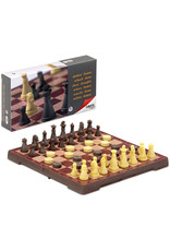 CAYRO Magnetic  Chess & Draught small