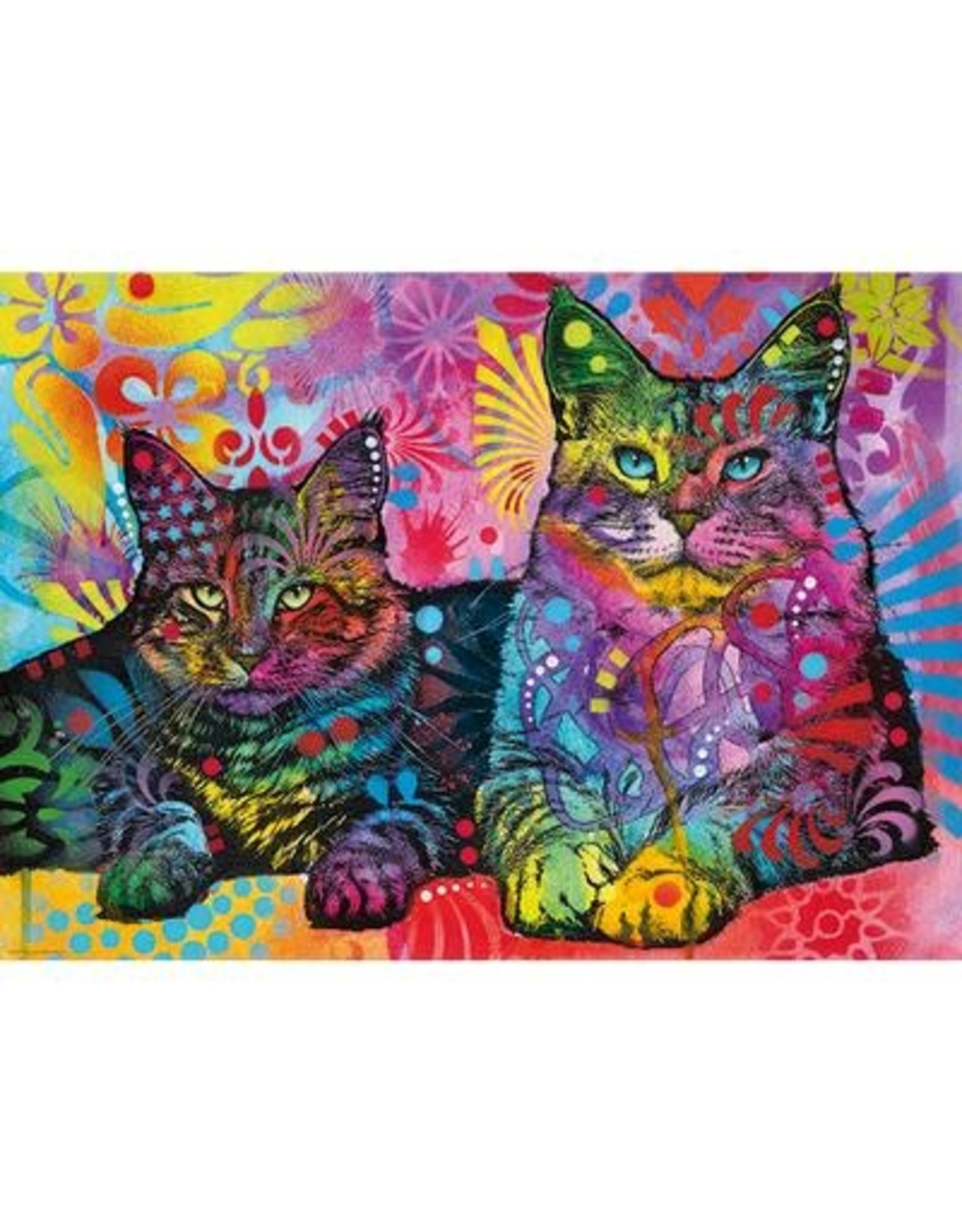Heye Devoted 2 Cats 1000pc Puzzle