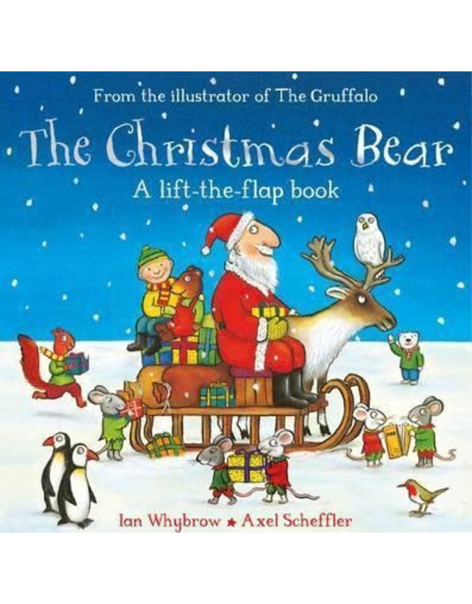 MacMillan The Christmas Bear