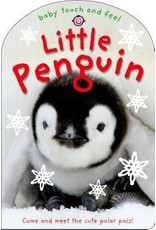 Priddy Books Baby Touch and Feel: Little Penguin