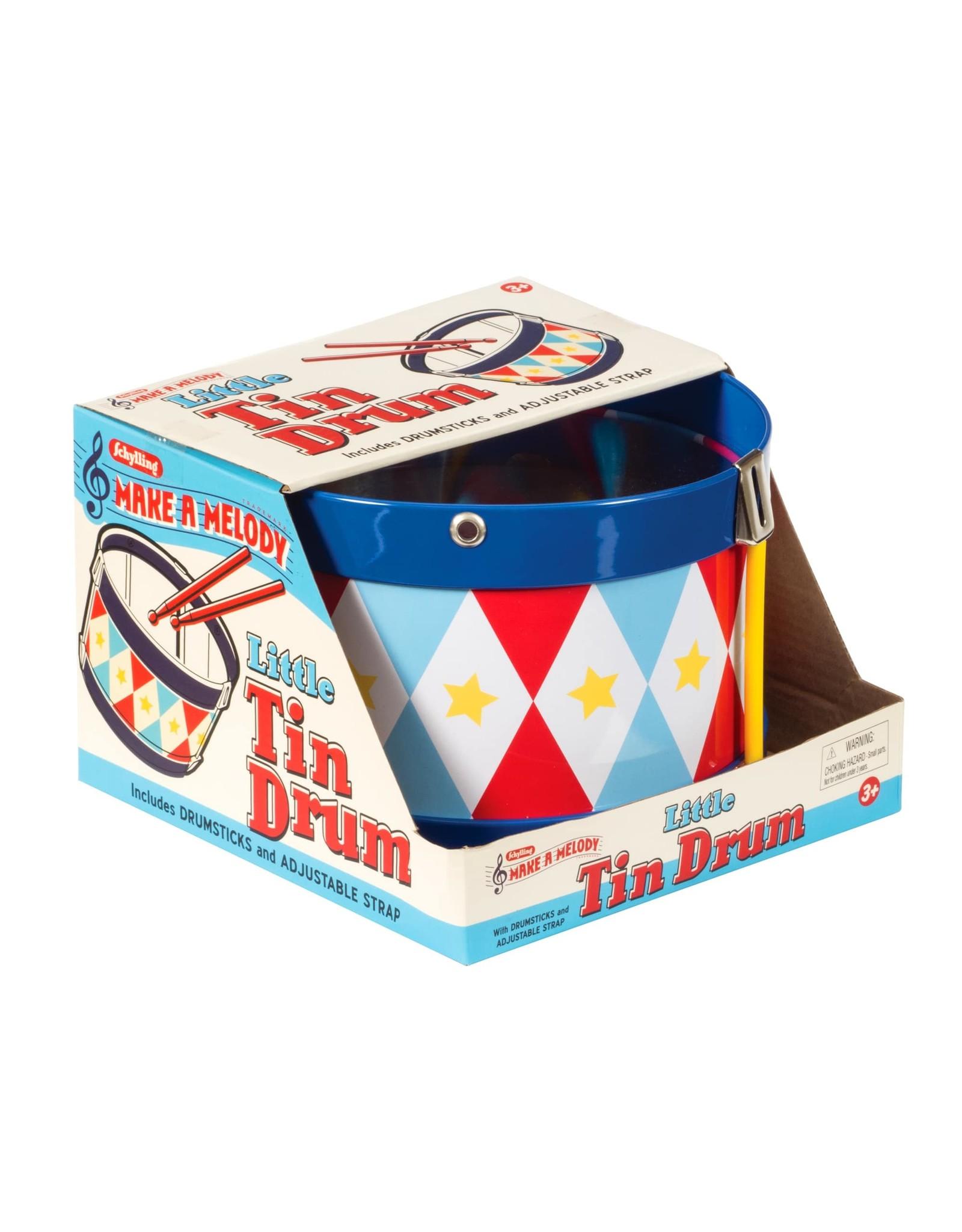 Schylling Tin Drum