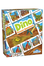 Outset Media Dino Picture Dominoes
