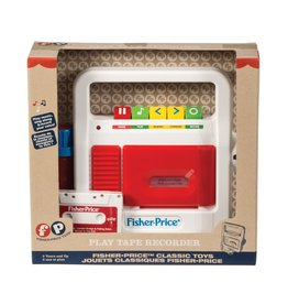 Fisher Price Fisher Price Tape Recorder