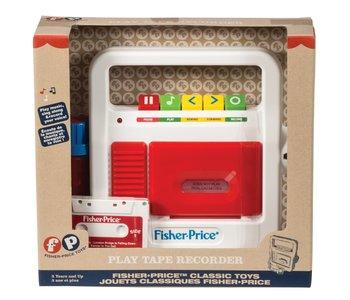 Fisher Price Tape Recorder