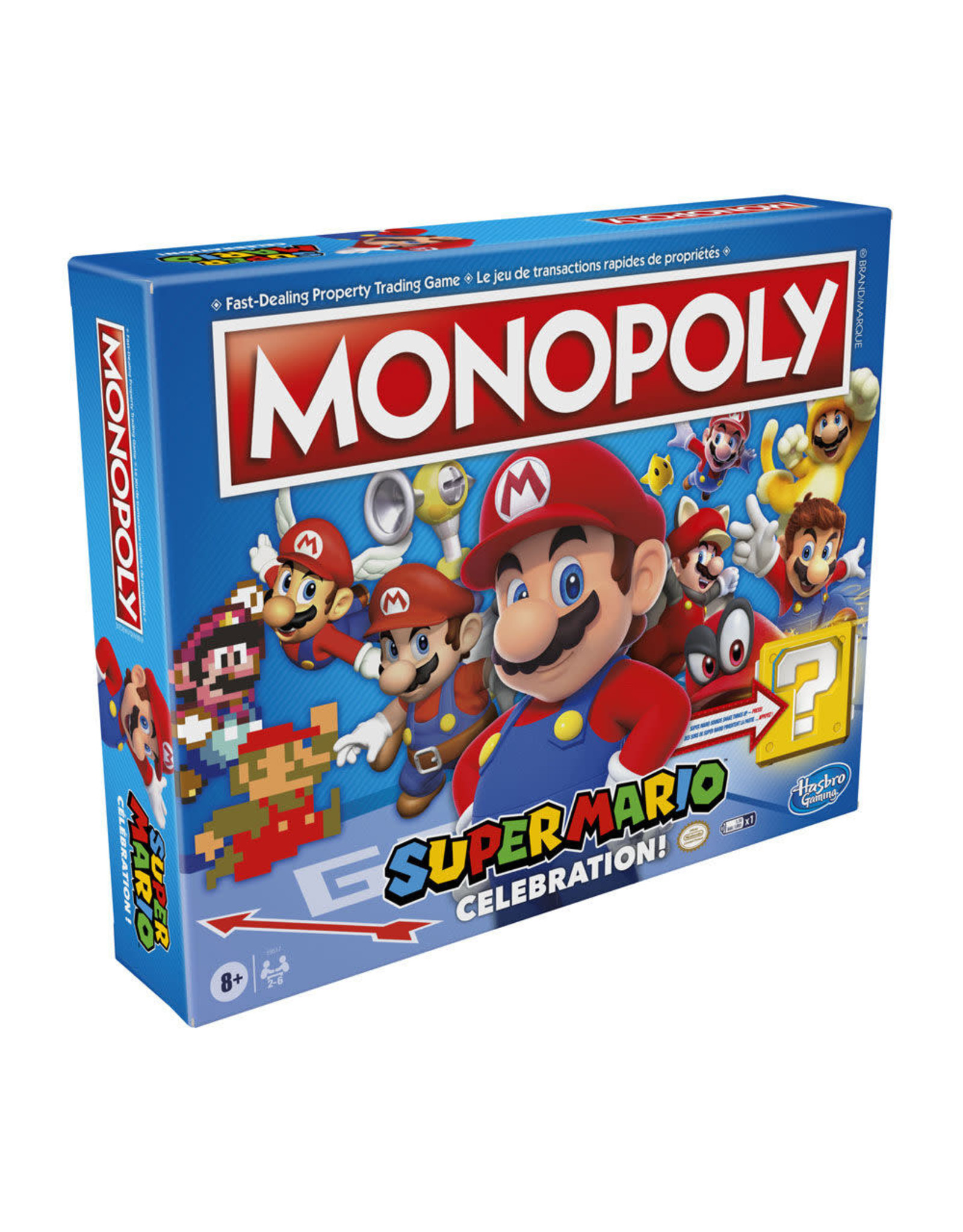 Hasbro Super Mario Celebration! Monopoly