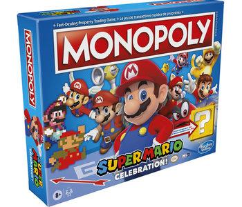 Super Mario Celebration! Monopoly