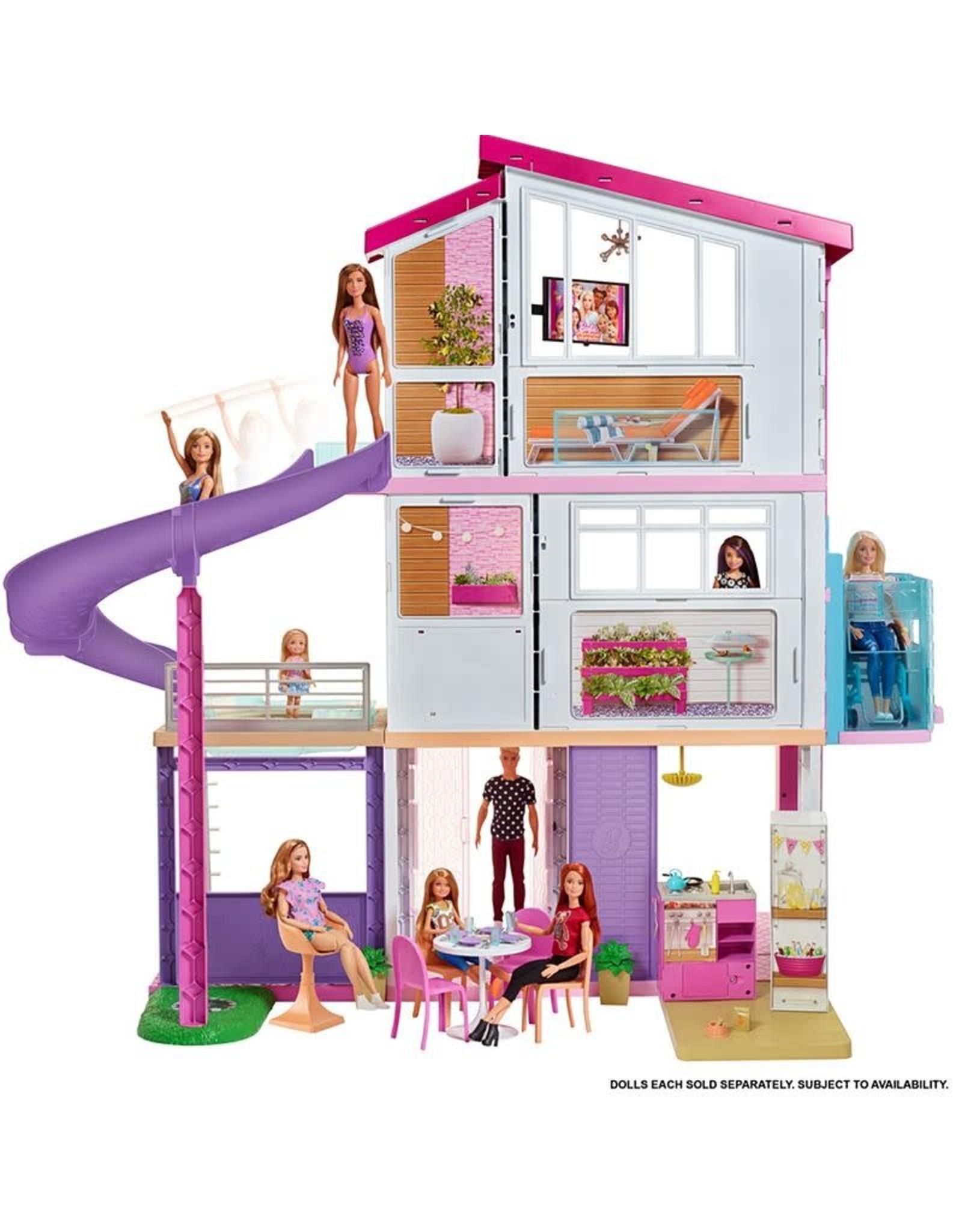 Mattel Barbie Dreamhouse with Ramp
