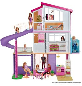 Mattel Barbie Dreamhouse with Ramp
