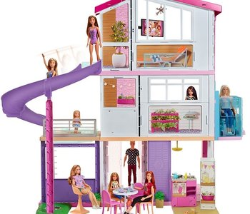 Barbie Dreamhouse with Ramp