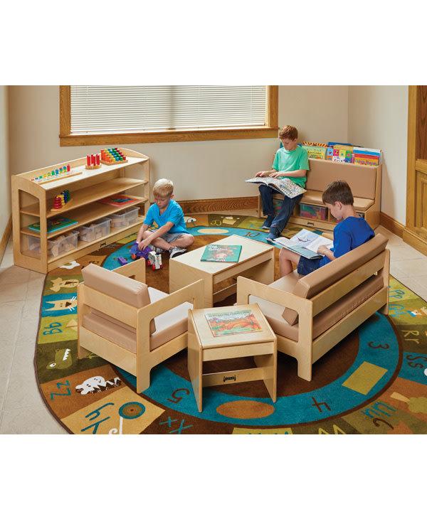 Jonti-Craft® Living Room Chair (wheat)