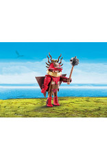 Playmobil Dragons Snotlout with Flight Suit