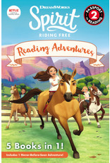 Little Brown & Co. Spirit Riding Free: Reading Adventures