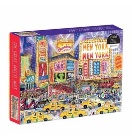Galison The Great White Way 2000pc Puzzle