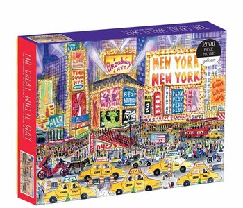 The Great White Way 2000pc Puzzle