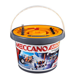 Meccano Meccano Junior Free-Play Bucket 150pc