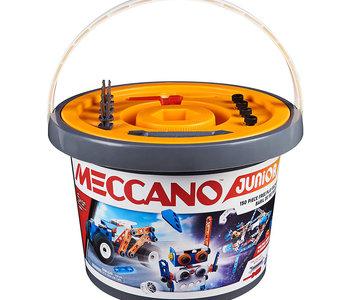 Meccano Junior Free-Play Bucket 150pc